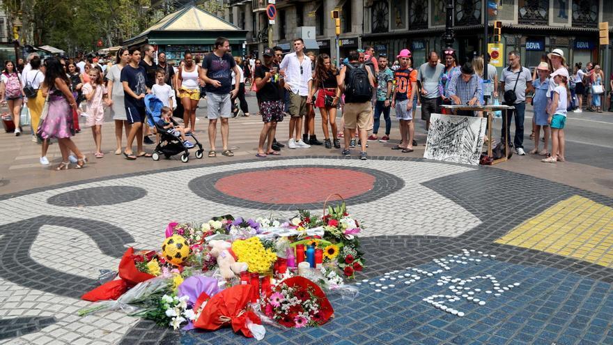 L'atenció a les víctimes del terrorisme a Catalunya compleix 30 anys