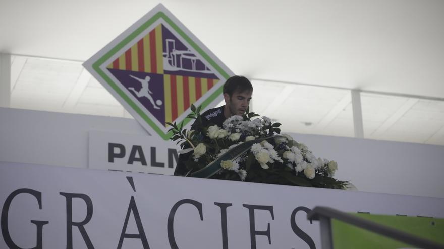 El Palma Futsal rinde tributo a un personaje único