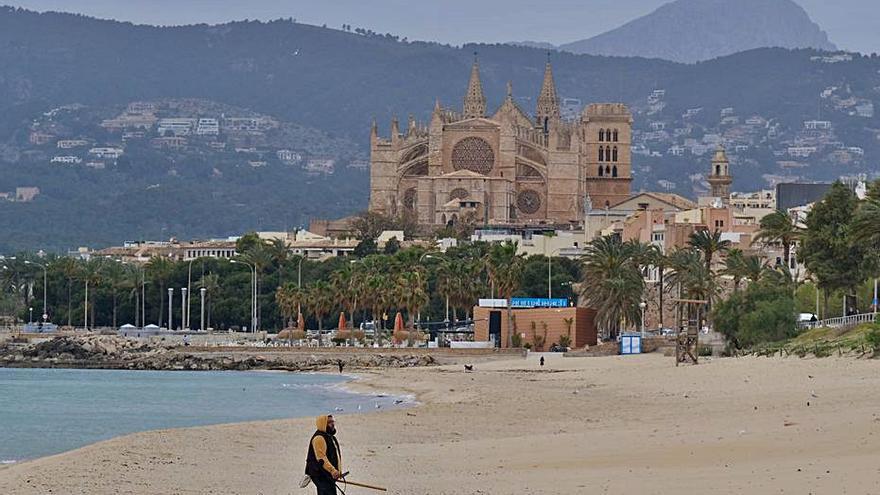 Mallorca se prepara para un fin de semana con precipitaciones débiles