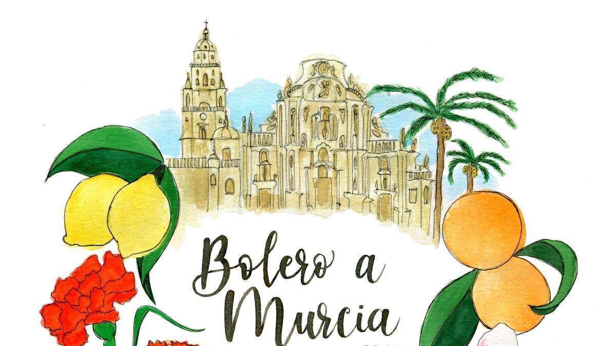 Artistas murcianos ponen voz al Bolero a Murcia para una iniciativa solidaria