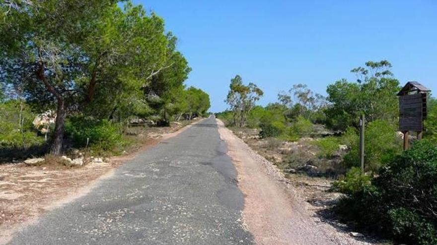 El Consell inicia el procedimiento para declarar paraje natural la Sierra y el Cabo