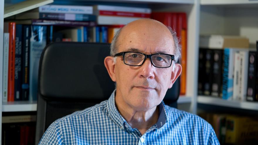 El pontevedrés Javier Rey Campos, nuevo delegado institucional del CSIC en Galicia