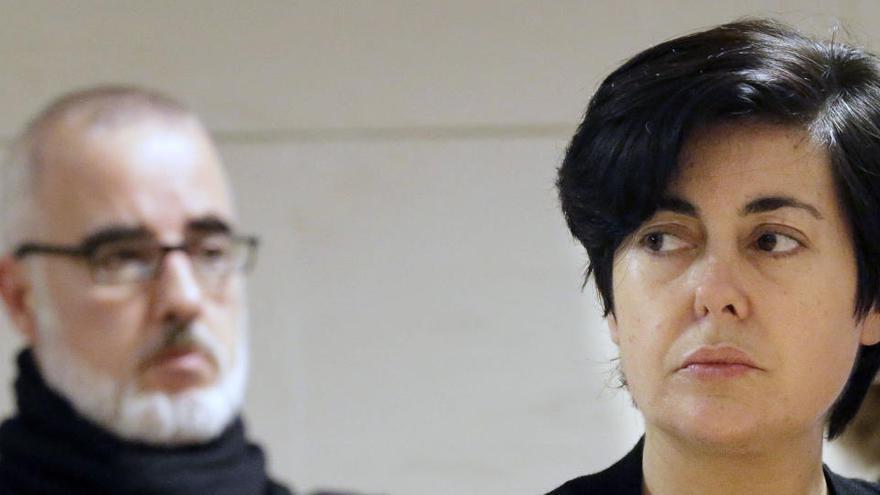 Encuentran ahorcada en su celda a Rosario Porto, madre de Asunta Basterra