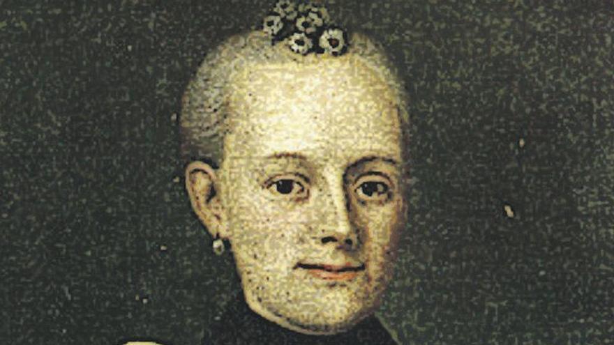 Una influencer pionera en el siglo XVIII
