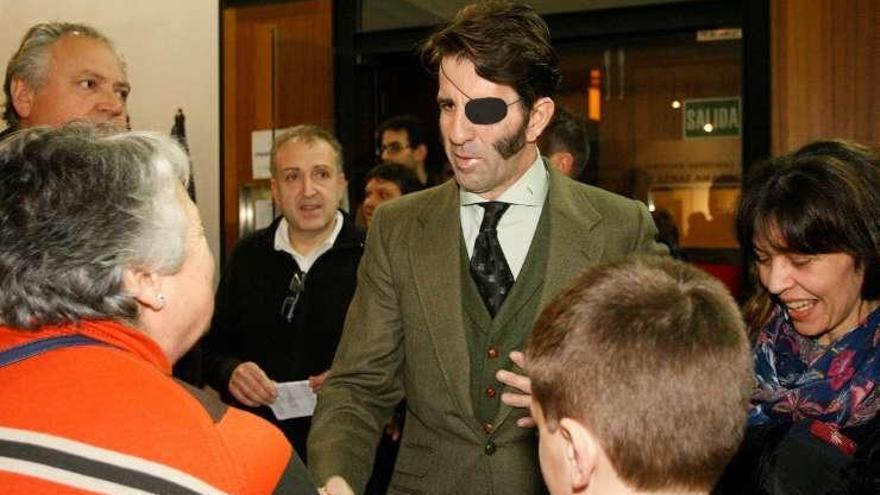 Juan José Padilla, director de lidia de la final del Bolsín Taurino