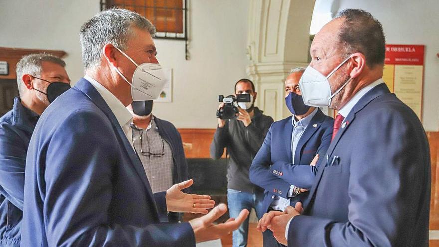 Orihuela planea un parque industrial por la «gran demanda» del sector agroalimentario