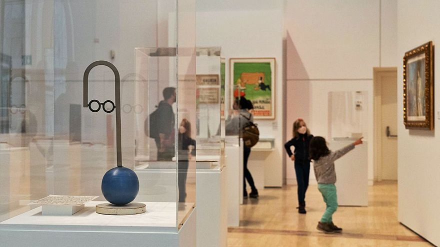 El Museo acogerá la exposición que festeja el centenario de Nós