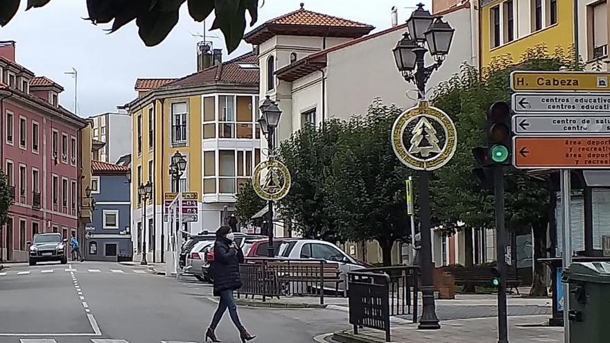 Noreña será el noveno concejo con cierre perimetral desde el sábado, un día después que Gozón