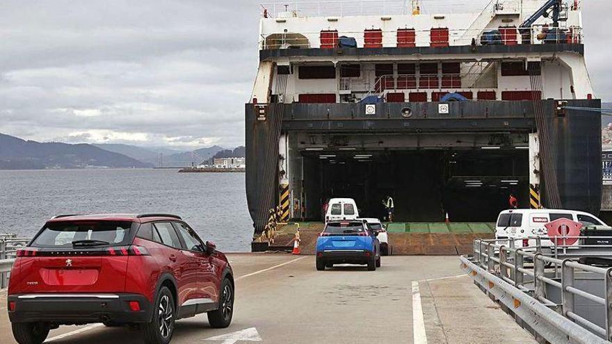 La autopista del mar recupera las tres frecuencias semanales con dos buques