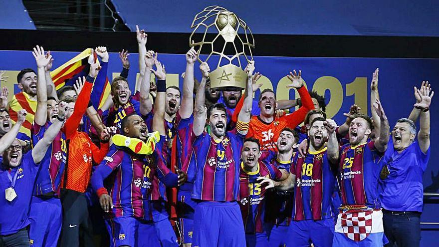 El Barça és campió d'Europa