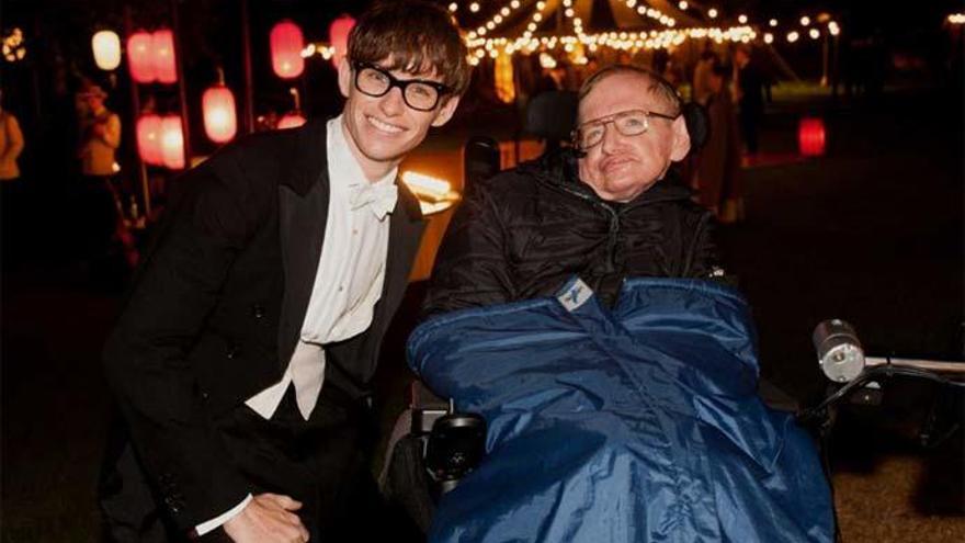 Stephen Hawking: así fue su su paso por el cine