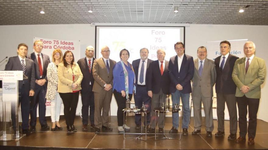 Córdoba muestra su impaciencia por recuperar su posición en congresos