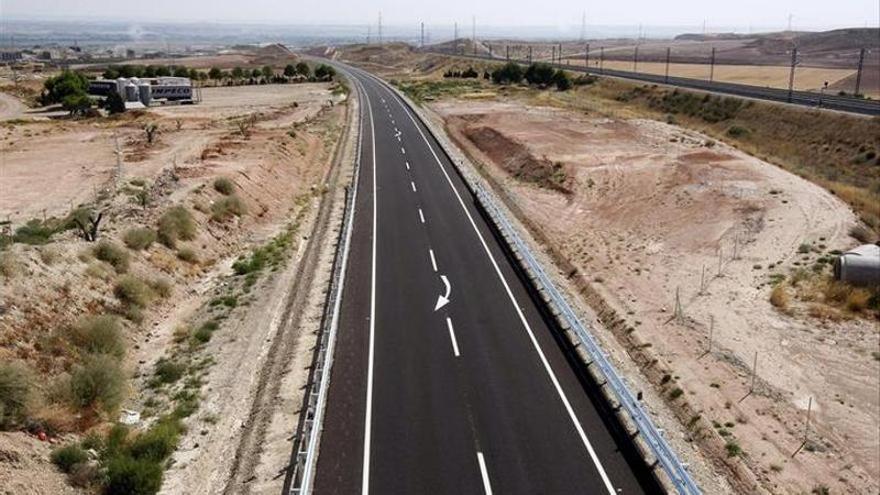 El Gobierno de España adjudica la redacción del tramo Quinto-Fuentes de la A68 por 1,52 millones de euros
