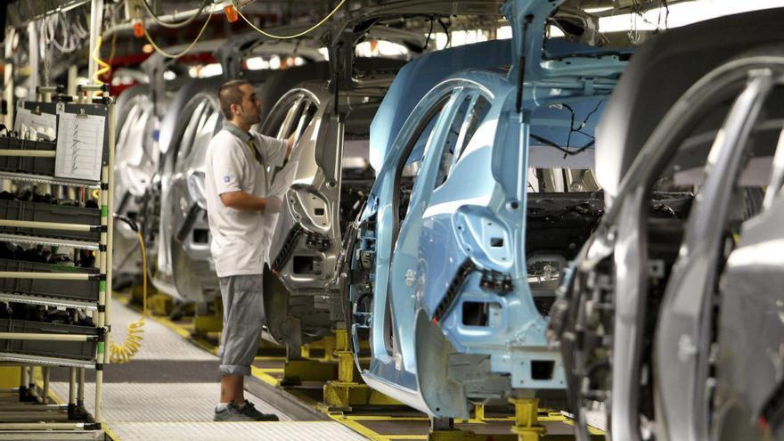 La planta de PSA en Zaragoza alcanza los 14 millones de unidades producidas