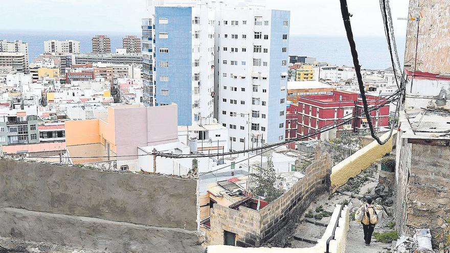 San Nicolás tendrá más zonas verdes, áreas peatonales  y aparcamientos