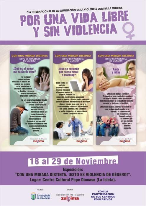 Agenda semanal feminista Akelarre en Canarias