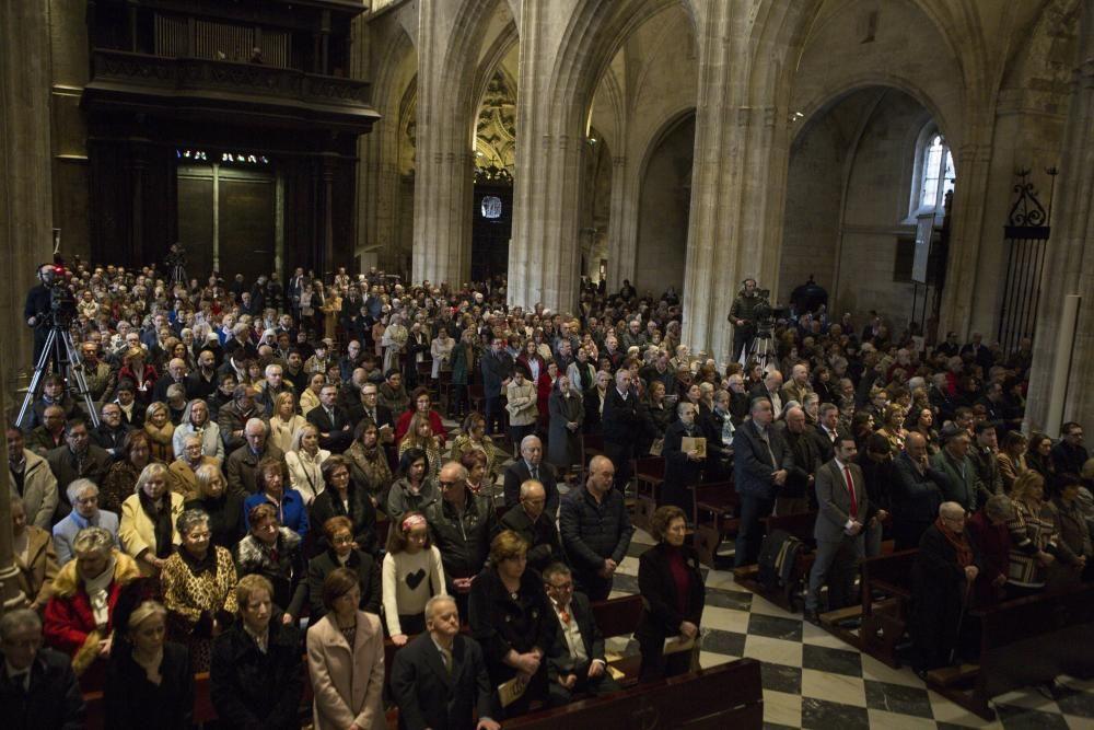 Beatificaciones de los seminaristas de Oviedo