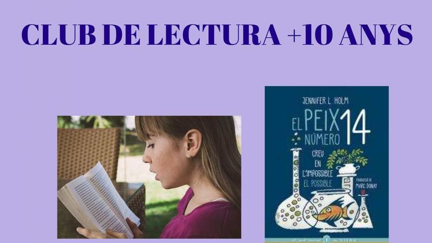 Club de lectura juvenil +10