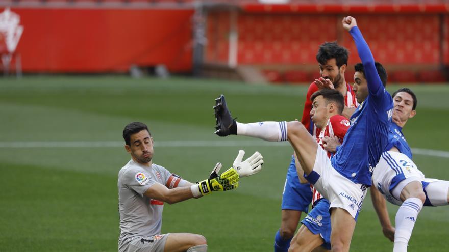 """Diegui, tras su gol en El Molinón: """"Es el mejor momento de mi carrera"""""""