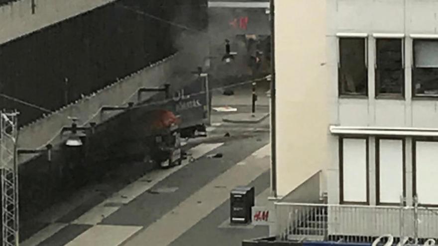 Todo lo que sabemos del atentado de Estocolmo