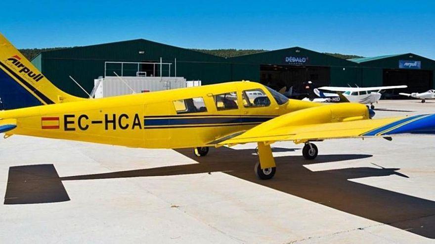 Desaparece un avión bimotor que volaba de Ibiza a Reus con dos pilotos