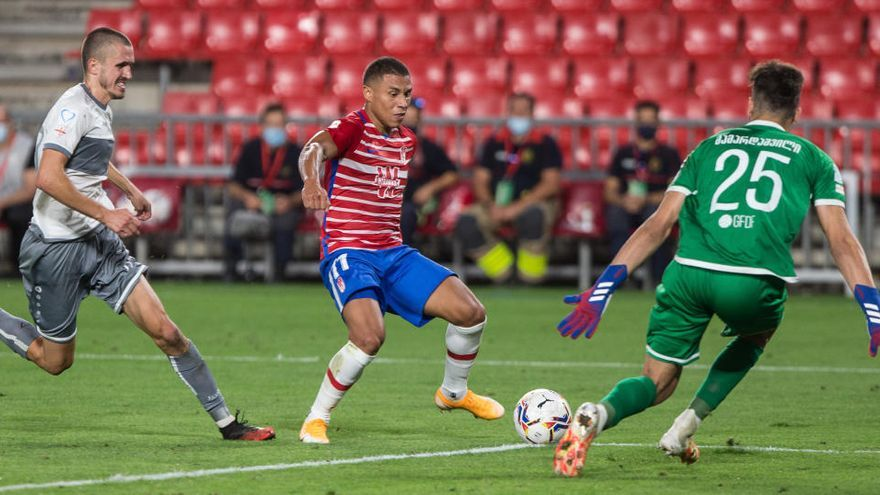 El Granada vuelve a ganar y se queda a un solo paso de la fase final de la Europa League