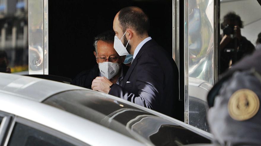 El exvicealcalde Alfonso Grau recurre su ingreso en prisión