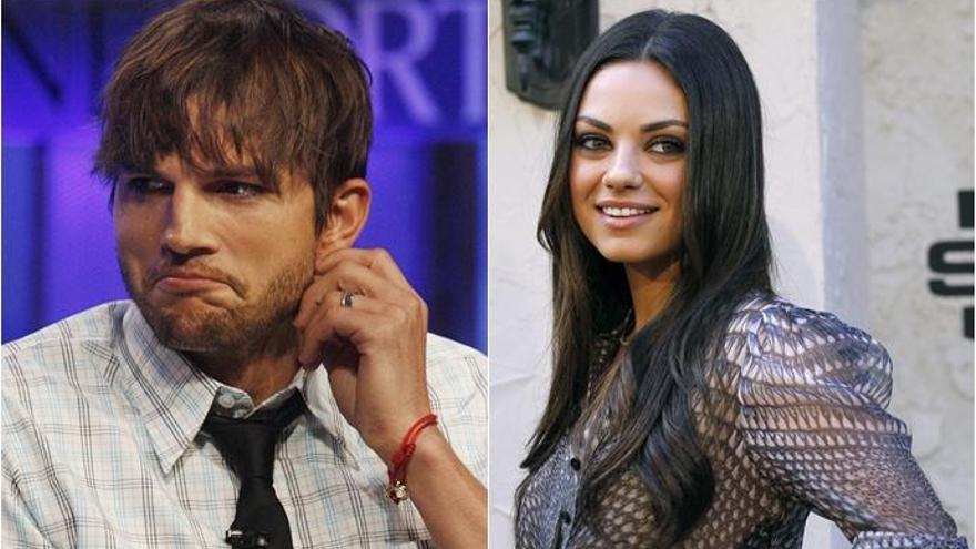 Los hijos de Ashton Kutcher y Mila Kunis no tendrán herencia