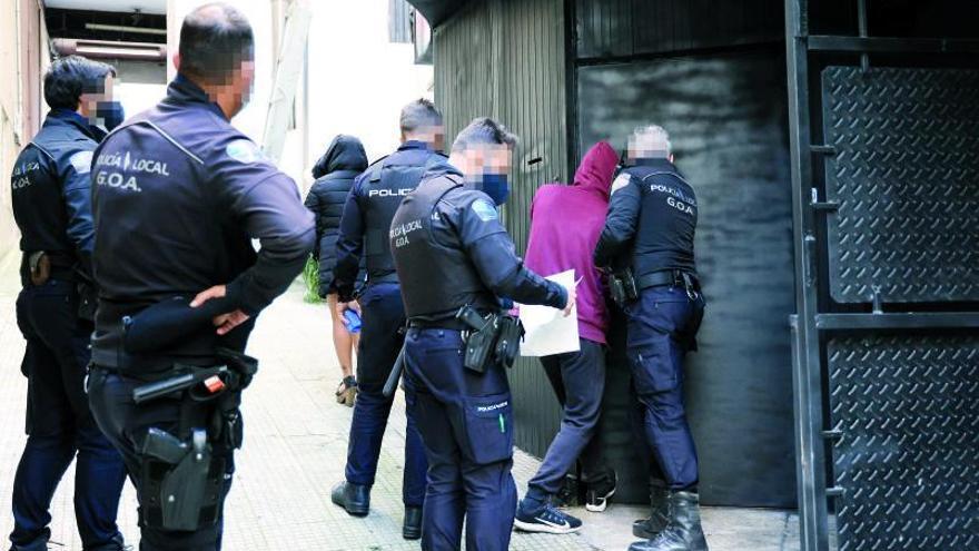Una fiesta en un 'after' deriva en un arresto por tráfico de drogas