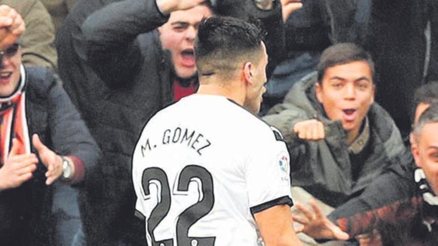 Maxi Gómez regresa  contra su rival favorito