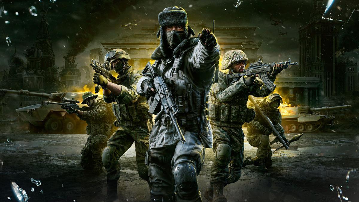 World War 3: El prometedor juego táctico de disparos anuncia nuevos periodos de prueba.