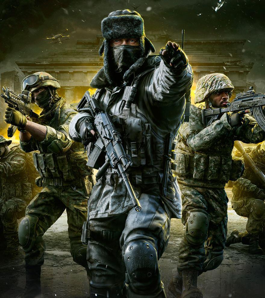World War 3: El prometedor juego táctico de disparos anuncia nuevos periodos de prueba