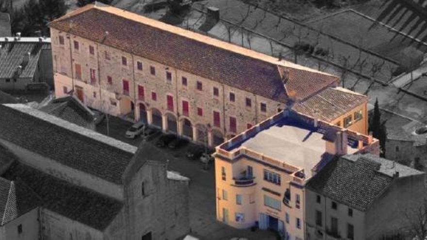 El museu del circ de Besalú ajorna l'obertura fins a la tardor