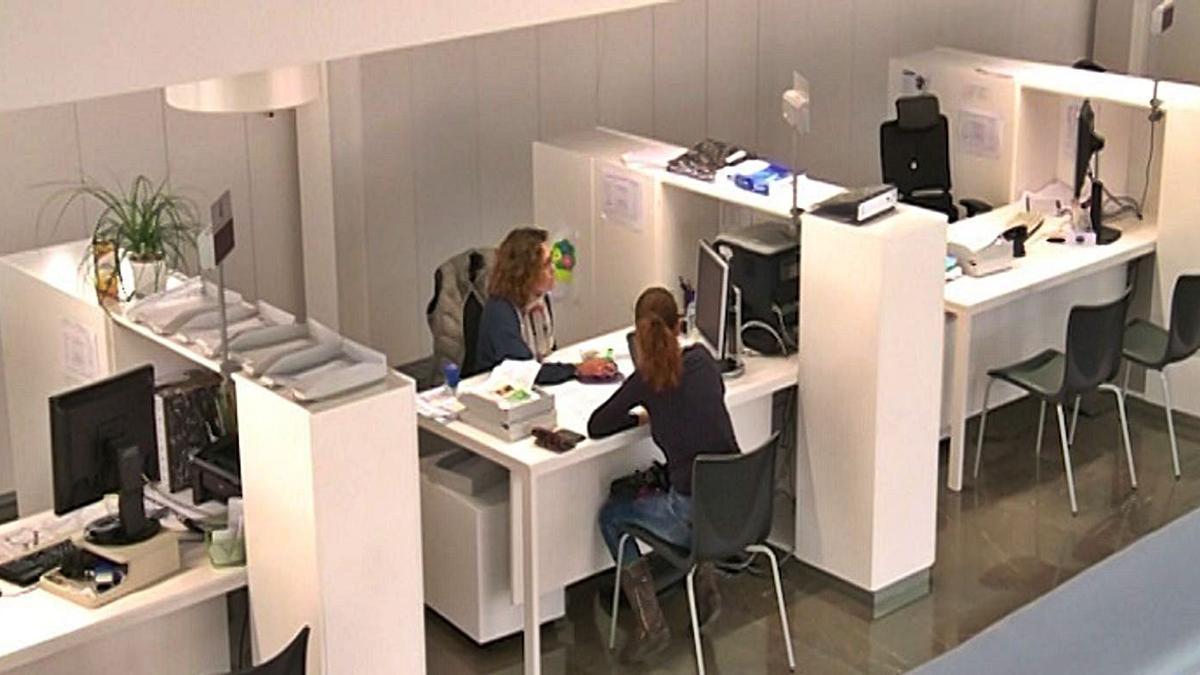 La creació d'ocupació és una prioritat després de la crisi sanitària. | EUROPA PRESS