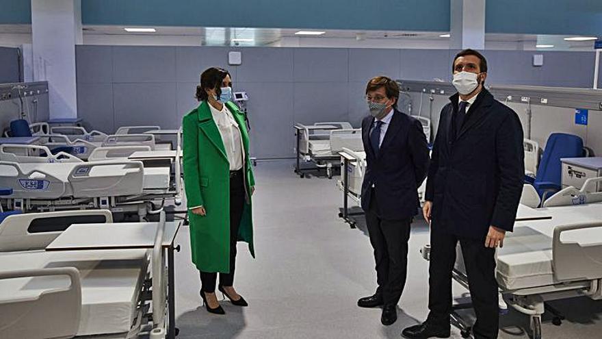 Nuevo y polémico hospital en Madrid