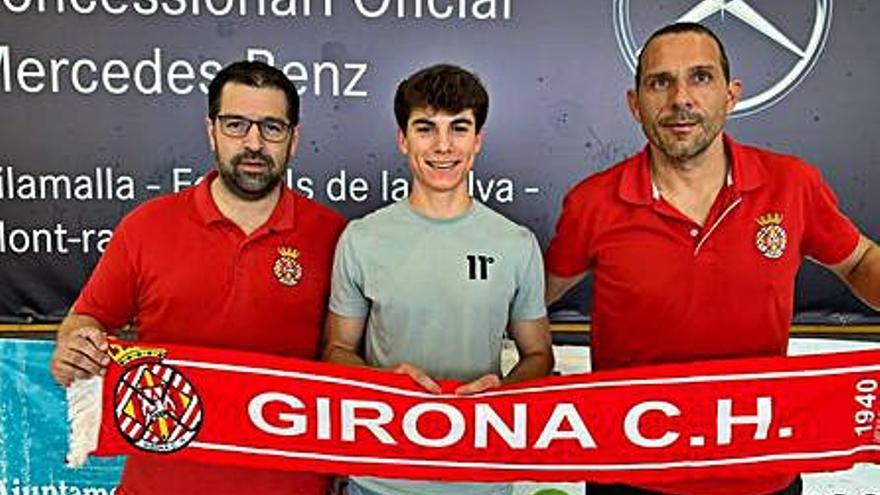 Rovira i Candamio fitxen pel Girona i el Palafrugell
