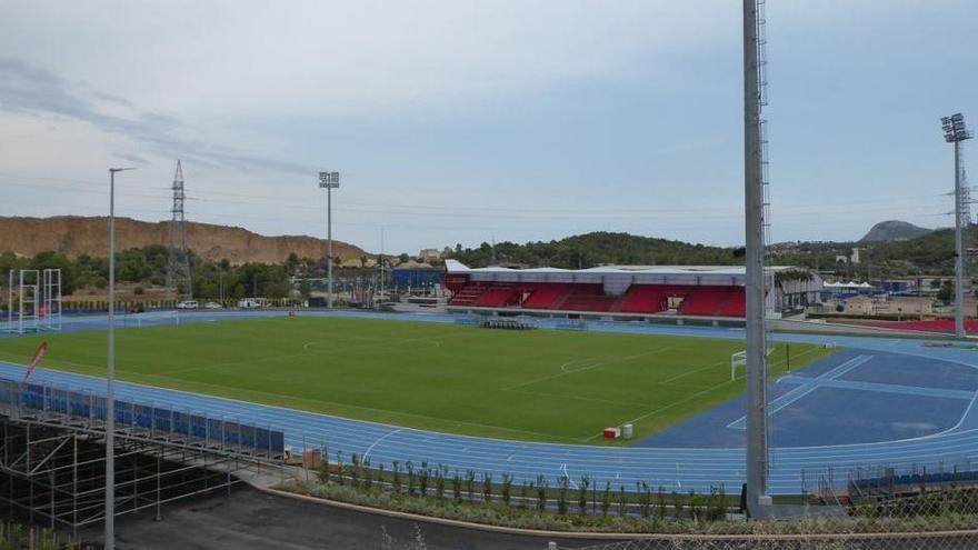 El Levante jugará en La Nucía sus seis partidos como local en Primera