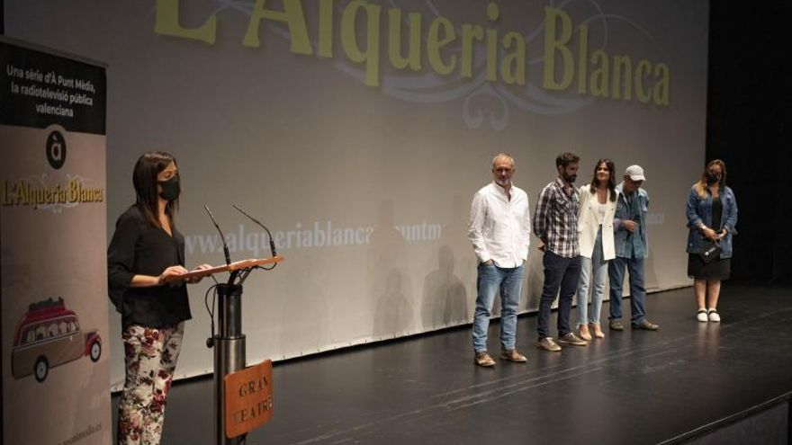 L'Alqueria Blanca hace parada en Xàtiva