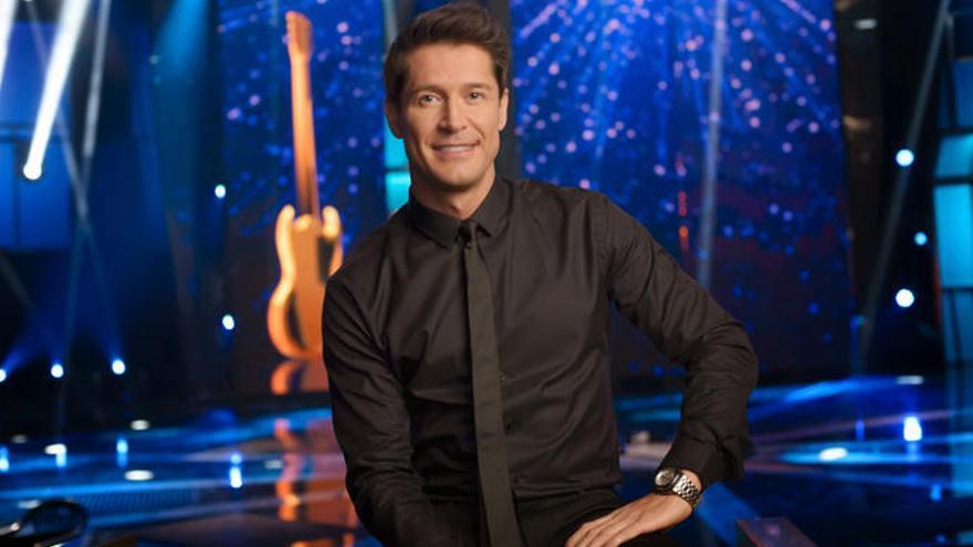 Cantizano regresa a TVE con 'Big star's, Little star'