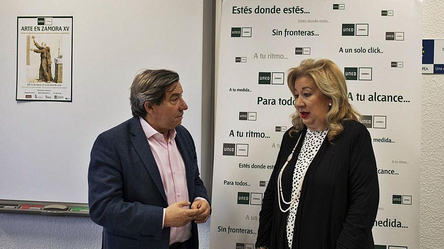 La crisis, una oportunidad para la UNED en Zamora