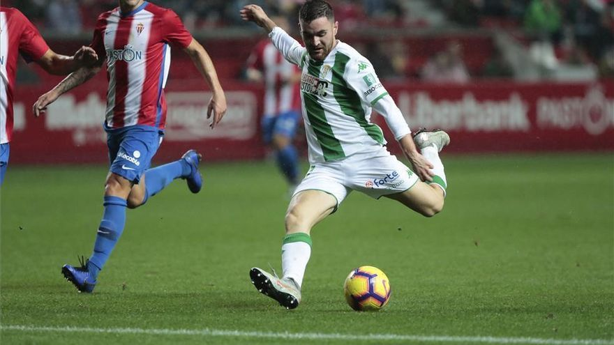El Córdoba CF SAD saca tajada del traspaso de Javi Galán al Celta
