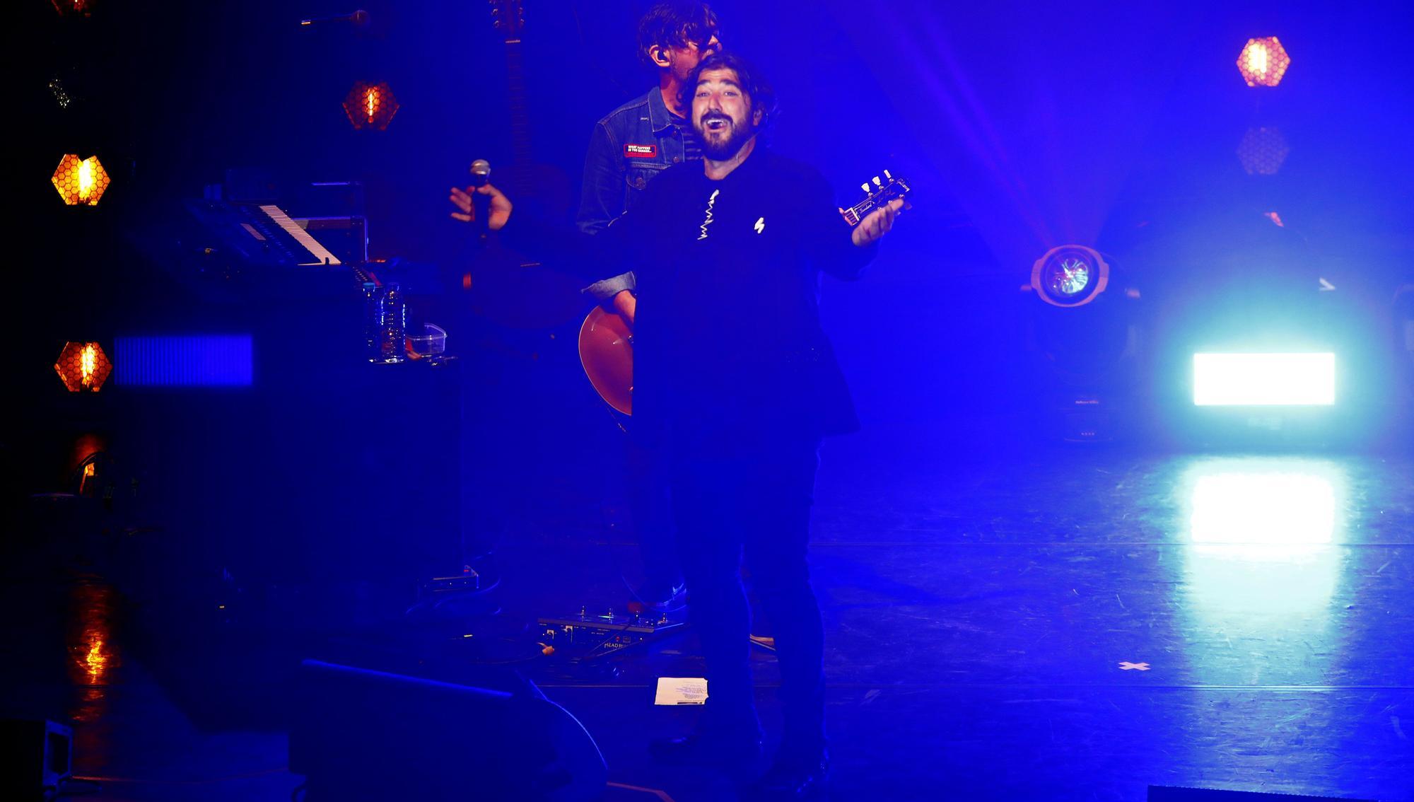 Antonio Orozco trae al Auditorio de Zaragoza 'Aviónica', su nuevo álbum