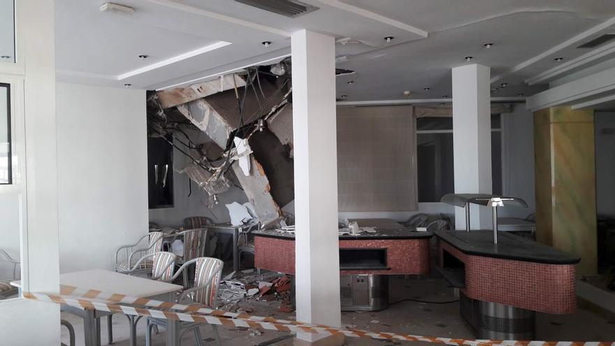 La ruina interior del Sidi