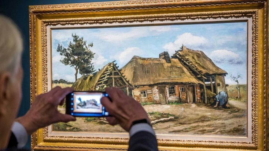 Unen un Van Gogh de 4 euros y un Degas de 35 millones