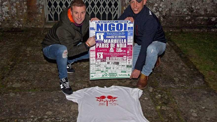 Nigoi vuelve a las verbenas gallegas