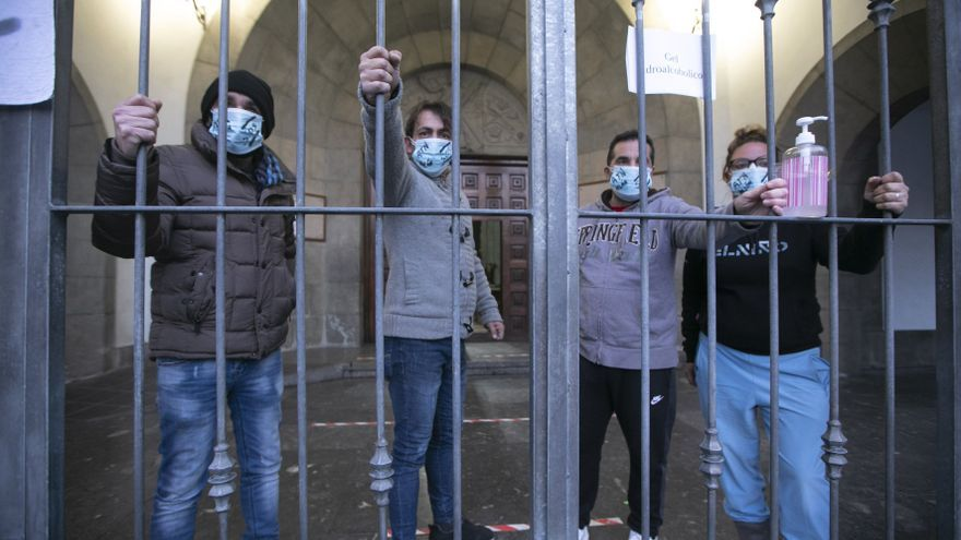 La hostelería asturiana estalla: fin de semana de protestas en las calles en Oviedo y Gijón y encierros en Las Cuencas y Avilés