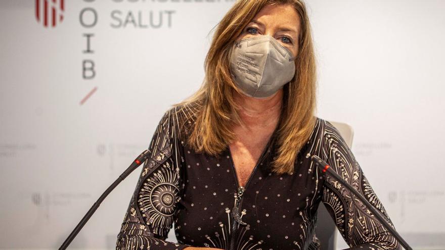 """Patricia Gómez: """"La próxima restricción en levantarse seguramente será la obligatoriedad de la mascarilla en los patios de colegios"""""""