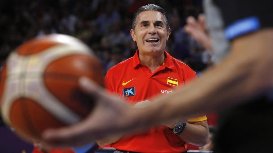 """Scariolo: """"Hemos jugado un gran Eurobasket"""""""