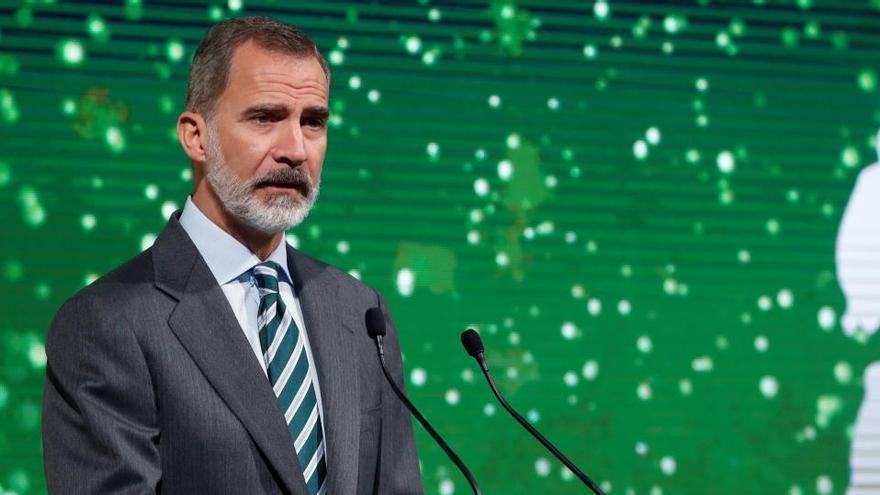 Felipe VI entregará el 10 de noviembre los Premios Periodismo Rey de España