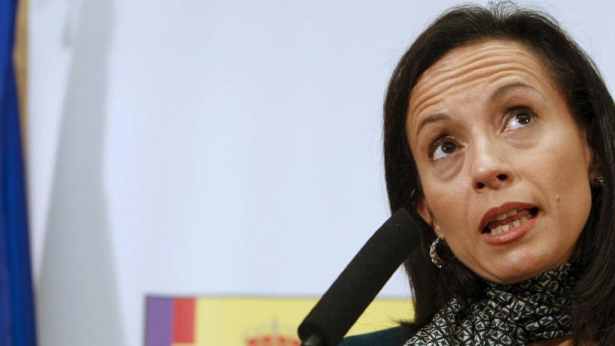 La exministra Beatriz Corredor deja su escaño en el Congreso por motivos personales